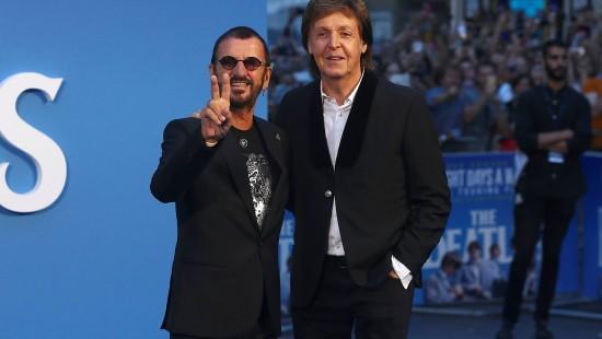 Dokumentation über die Beatles feiert Premiere