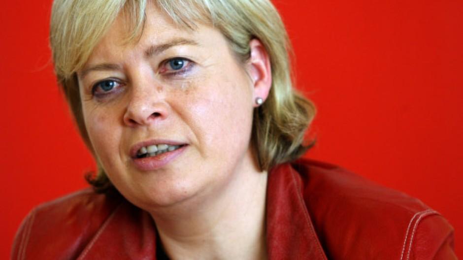 """""""Gesine"""" Lötzsch heißt die designierte Bundesvorsitzende der Linkspartei. Nicht """"Gedine""""!"""