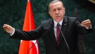 Erdogan wirft Europa Schwäche im Anti-Terror-Kampf vor