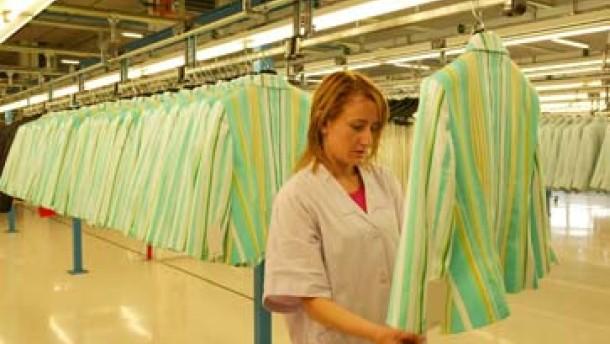 Zara-Mutter Inditex an der Börse mehr in Mode als H&M