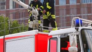 Eine Bürgerinitiative namens Freiwillige Feuerwehr