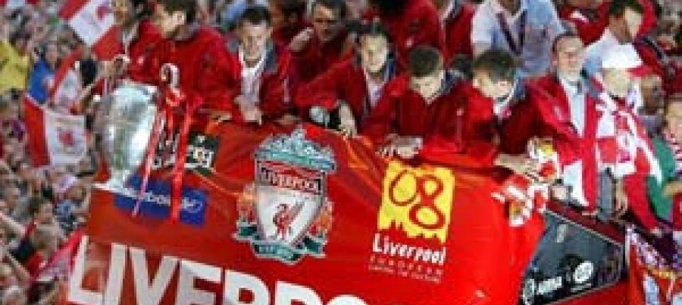 lowest price c4c48 c22d3 Unternehmen: Dubai will FC Liverpool kaufen - Fußball - FAZ