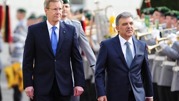 Gül: Türkei so einflussreich wie die gesamte EU