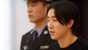 Jackie Chans Sohn muss hinter Gitter