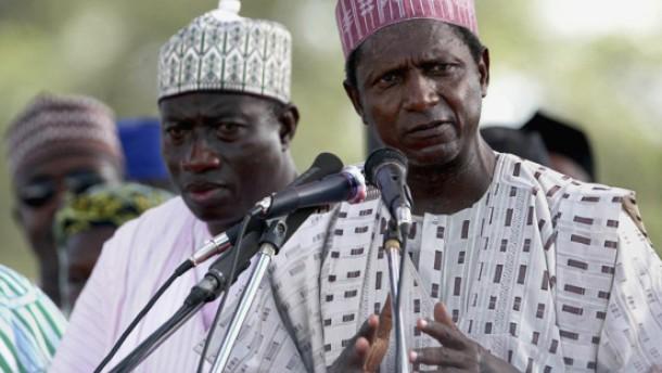 Präsident Yaradua stirbt nach langer Krankheit