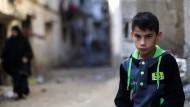 Das Trauma der Kriegskinder: 6 Jahre alt, 3 Jahre im Krieg gelebt
