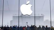 Apple mit Rekordumsatz