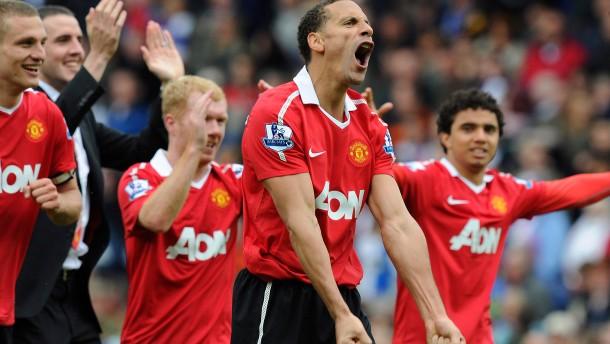 Manchester United stößt Liverpool vom Sockel