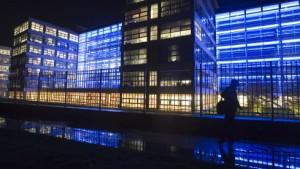 Deutsche Börse zieht nach Eschborn