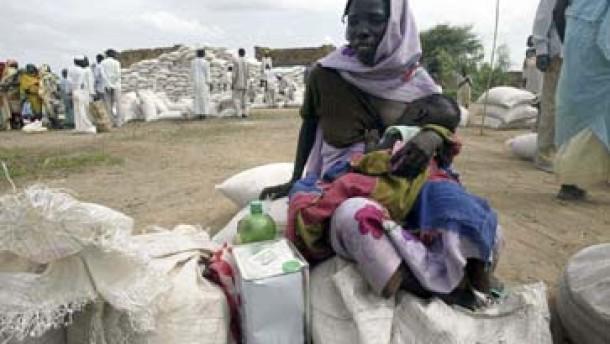 Darfur-Verhandlungen vor Scheitern