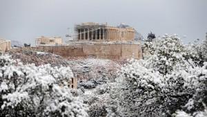 IWF sieht Griechenlands Schulden als nicht tragbar an