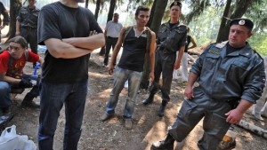 Medwedjews Herz für den Wald