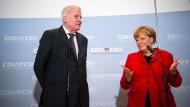 CDU und CSU sind sich wieder einig
