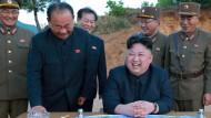 Das Experten-Trio hinter Nordkoreas Raketenprogramm