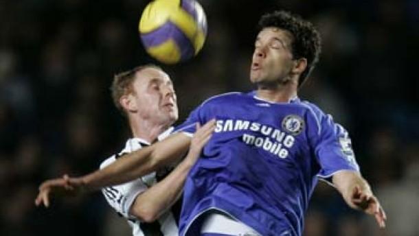 Ballack beim FC Chelsea unter Artenschutz gestellt