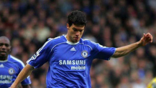 Ballack macht Punktspiel mit Chelsea-Nachwuchs