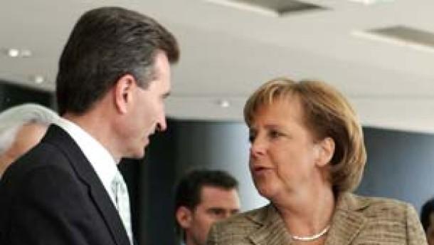 """CDU nennt Kritik an Merkel """"bedauerlich"""""""