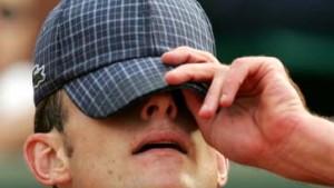 Andy Roddick geht als letzter Mohikaner