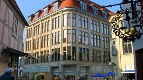 Karstadt-Stammhaus in Wismar