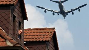 Mehr Entschädigung für Fluglärm-Geschädigte