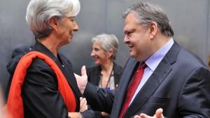 Euro-Länder machen Druck