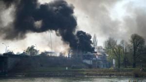 Deutsche Nato-Gegner in Straßburg verurteilt