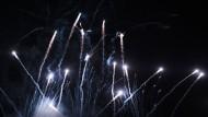 Explosion ist spektakulärer als jedes Silvesterfeuerwerk