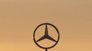 Daimler sagt New Yorker Börse ade