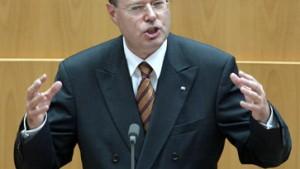 Peer Steinbrück über Krawall, Koalition und Kanzler