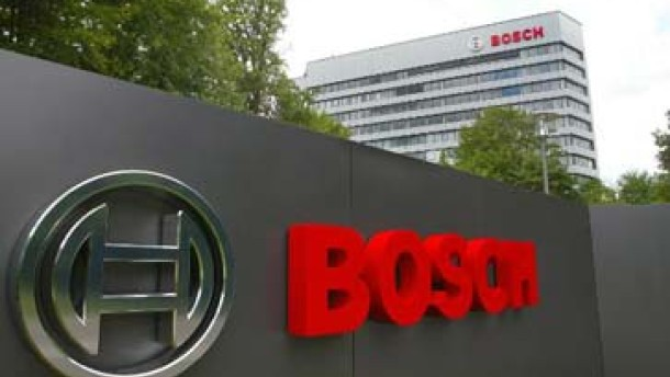 1400 Arbeitsplätze bei Bosch gefährdet