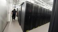 Der Datenhafen für die ganze Welt