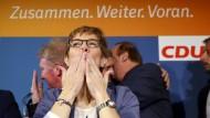 CDU siegt überraschend klar im Saarland