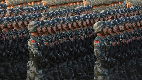 China erhöht Wehretat um sieben Prozent