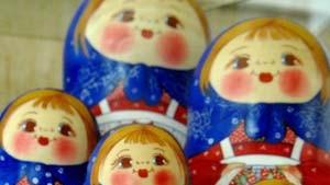 Puppen in Puppen