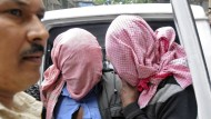 Mutmaßliche Vergewaltiger von Japanerin festgenommen