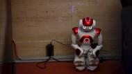 Roboter als Ärzte und Sprachlehrer