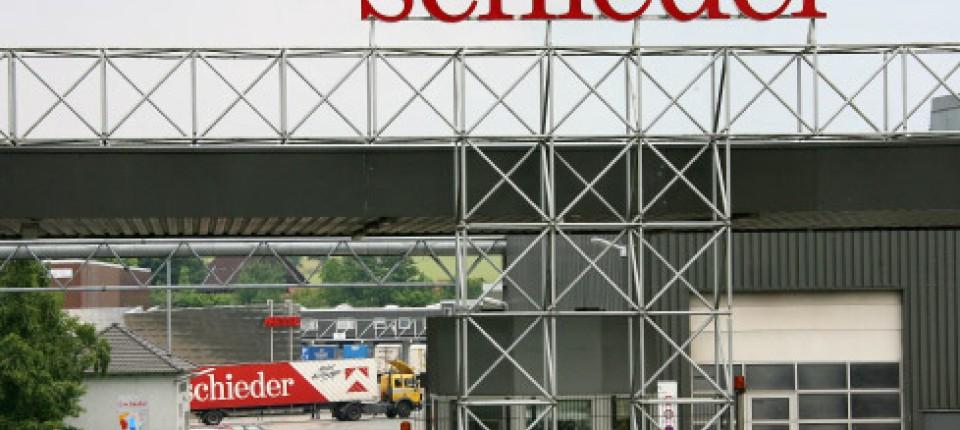 Möbelhersteller Schieder Muss Insolvenz Anmelden Unternehmen Faz