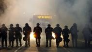 Proteste eskalieren nach tödlichem Polizeieinsatz
