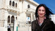 Entsetzen nach Ermordung von Journalistin