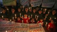 Trauer und Entsetzen in Pakistan