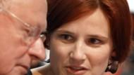 """""""Gauck würde nicht versöhnen, sondern spalten"""": Katja Kipping, Oskar Lafontaine"""