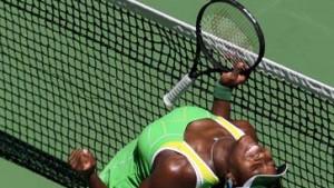 Serena Williams stürmt aus dem Abseits ins Traumfinale