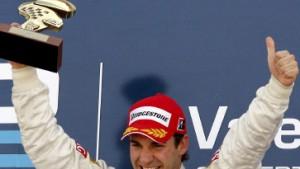 Glock ersetzt Schumacher bei Toyota