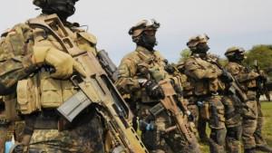 Talibanjagen gehört zum Geschäft der KSK