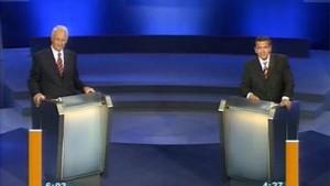 Konsens nur bei der Krawattenwahl - Die ganze Debatte