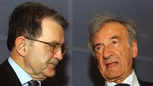 Prodi kündigt Strategie gegen Antisemitismus an
