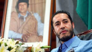 Gaddafis Sohn Saadi ersucht Asyl in Niger