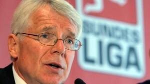 """Rauball will """"kein Ligapräsident mit dem Fernrohr sein"""""""
