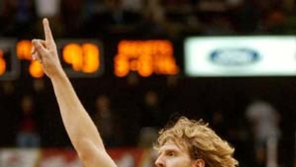 53 Punkte: Rekord für Nowitzki