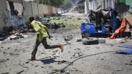 Tote bei Anschlag der Shabaab-Miliz in Somalia